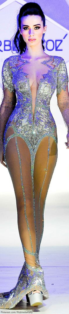 Charbel Zoe Couture | S/S 2014