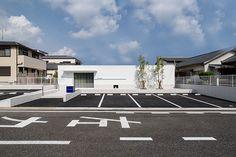 内科医院。建築・店舗デザイン;名古屋 スーパーボギー http://www.bogey.co.jp