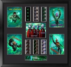 Green Lantern Corps, Super Powers, Lanterns, Mystery, Film, Movie, Movies, Film Stock, Film Movie