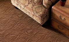 Brown Carpet for Living Room by Stainmaster Best Flooring, Diy Flooring, Bedroom Flooring, Flooring Ideas, Carpet Stairs, Carpet Tiles, Rugs On Carpet, Carpets, Wooden Bedroom