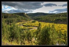 yellowstone national park | yellowstone national park wyoming named the first national park in the ...