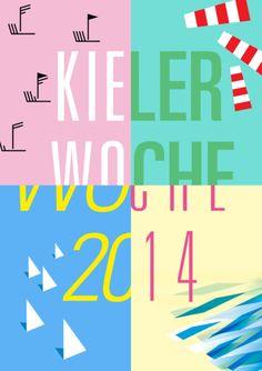 hagen verleger kieler woche 14 1  poster by hagen verleger