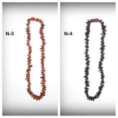 Baltic Amber Teething Necklaces ~ N-3; N-4 **$13 each