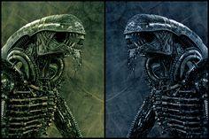 Alien ©Arek Uriasz