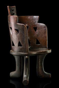 Ethiopia. Gurage chair