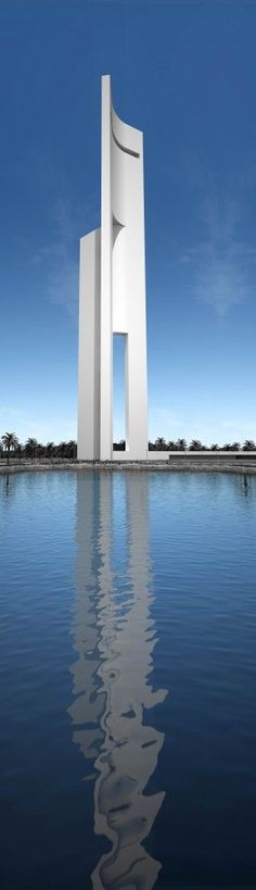 Eolica Wind Tower / Fran Silvestre Arquitectos#Repin By:Pinterest++ for iPad#