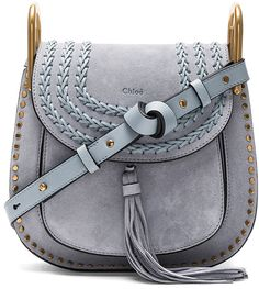Chloe Small Suede Hudson Shoulder Bag- on sale now for a LIMITED time only.
