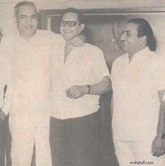 Rafi Saab and Guru Dutt