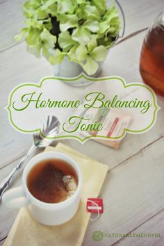 """Hormone Balancing Tonic 