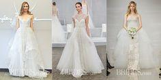 Wedding Dress Trend: Tulle Overskirts