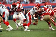 Ickey Woods, FB, Cincinnati Bengals 1988-91 - 1000yds rushing in rookie season followed by injuries in the next two which led to his retirement.
