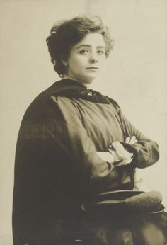 Maude Adams as Joan of Arc, c. 1909