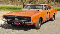 "1969 Dodge Charger General Lee"""" offered for auction #1862204 