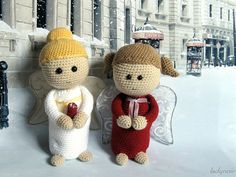 Angels by ladynoir63, via Flickr