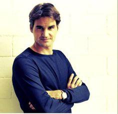 Roger Federer - so cute