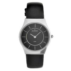 Skagen Women's 233SSLB Japan Quartz Movement Analog Watch Skagen. $44.96. Save 53% Off!