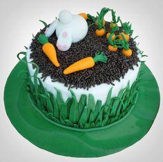 Nice idea for novelty carrot cake.