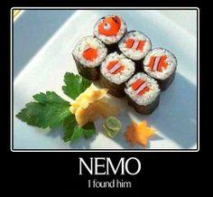 NEMO. I found him.