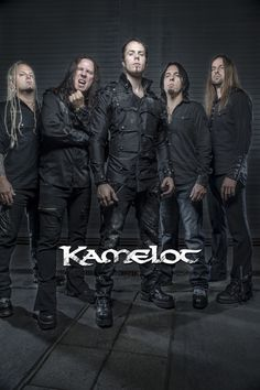 Kamelot is a heavy metal/hard rock band that mixes haunting and orchestral sounds into their music. Just getting into them but what I've heard I really like. http://m.youtube.com/watch?v=qJeqUW-T5hE