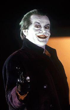 Jack Nicholson as Jack Napier/The Joker in Tim Burton's Batman Joker Batman, Batman Comics, Gotham Batman, Batman Robin, Joker Heath, Batman 1966, Joker Nicholson, Jack Nicholson, Cosplay