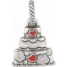 $10.50  ABC Cake Charm  available at #Brighton