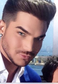 Adam Lambert guest judge for American Idol New York City auditions