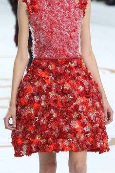 Chanel | Fall 2014 Couture Collection |