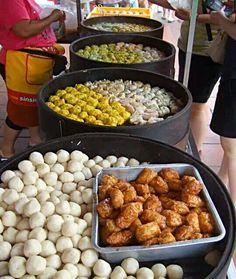 レシピとお料理がひらめくSnapDish - 16件のもぐもぐ - Malacca Trip - Street Snacks, Dim Sum by Yvonne Lim