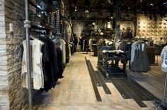All Saints Spitalfields. My dream store.