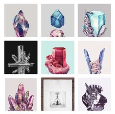 After many requests on the prints of my works, I finally created my online store…