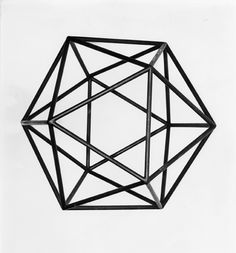 The symbol for S.I.P. The Icosahedron represents the element of Water. Water is all about movement, flow, and change. Water moves easily from a gas to a liquid to a solid. It can be visible one minute and invisible the next.