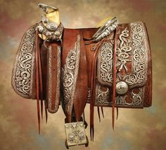 The last saddle owned by José Doroteo Arango Arámbula, more commonly known as Pancho Villa.