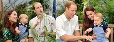 National History Museum Sensational Butterflies exhibition for Prince George birthday pix