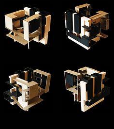 A Public Archives for Venice, An Addition to Le Corbusier's (Unbuilt) Venice Hospital -  Hai Chi