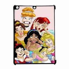 Disney Princess Funny iPad Air Case