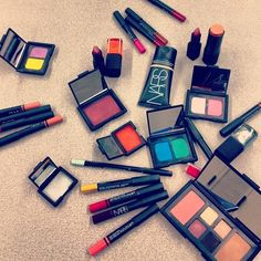 Pop colors from #Nars