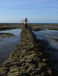 Claudie Girardon  J'aime la mer...  Brest, France