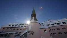 Arlberg Hospiz, St Anton & St Christoph, Austria