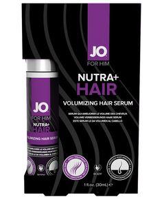 Jo Nutra Hair Volumizer Serum For Men - 1 Oz www.PlayingNaughty.com Dare to Be Naughty? #PlayingNaughty #SexToys #Relationships #Intimacy #Sex #Vibrator #Dildo #Bondage #BDSM #Kink #Shave #Shaving #Grooming