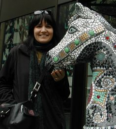 Mosaic Art, Mosaics, Fashion, Moda, Fasion, Mosaic, Fashion Illustrations, Fashion Models