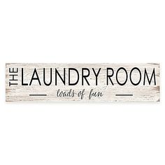 Spice up the look of your home& washing utility space with the Laundry Room Sign Plaque Wall Art. Distressed wood signage with black lettering features a loads of fun inscription to help you get in the mood for tackling regular household chores. Home Decor Wall Art, Diy Wall Decor, Diy Home Decor, Room Decor, Laundry Decor, Laundry Room Signs, Laundry Rooms, New Home Wishes, Laundry Room Inspiration