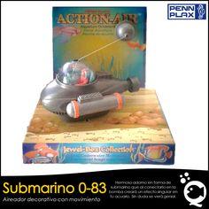 Submarino 0-83 Penn Plax. De venta en Aquatic Shop Acuario.