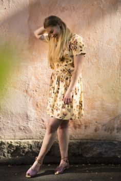 Photos: Aino Huotari Crystal Seeker print is designed in collaboration with Illustrator & Graphic designer Eija Vehviläinen Purple sandals by KUULA + JYLHÄ Purple Sandals, My Design, Crystals, Fashion, Moda, Fashion Styles, Crystal, Fashion Illustrations, Crystals Minerals
