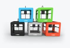 The Micro 3D printer family - plug and play 3D printing for elementary students