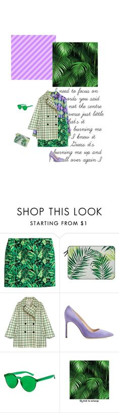 """""""#620"""" by joktojotta ❤ liked on Polyvore featuring Casetify, Manolo Blahnik and House of Holland"""