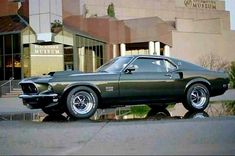1969 Ford Mustang Boss of my dream cars :) Ford Mustang Boss, Mustang Fastback, Mustang Cars, Blue Mustang, Shelby Gt500, Car Ford, Ford Gt, Hot Rods, Classic Mustang