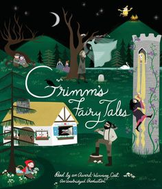 Grimm's Fairy Tales by the Brothers Grimm, Audio Book Collection by Listening Library (Classroom Uses: Compare/Contrast, Theme; Recommended For: Classroom Library, Read Aloud, Lit Circle/Book Club)