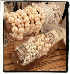 Gillian pearl in gallery vintage bust queens