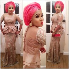 Owanbe look @mayorttte#tradlook #owanbe #sugarweddings #pretty #style