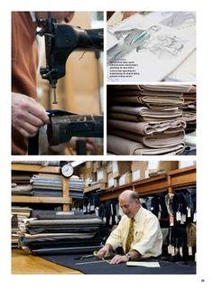 PATTERN paper vol. 1 : Leon's Tailoring